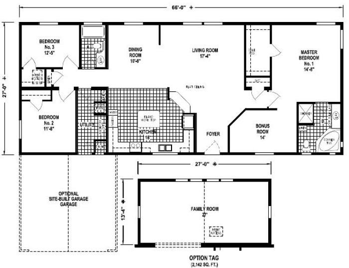 Heritage Homes Floor Plans Riviera Floorplan 1945 Sq Ft