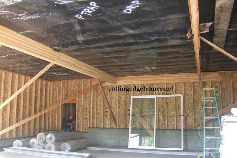 Modular Homes Clear Span Garage