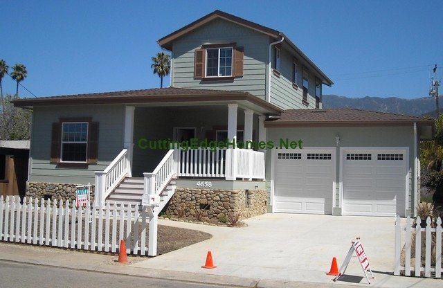 Alameda modular home from Cutting Edge Homes