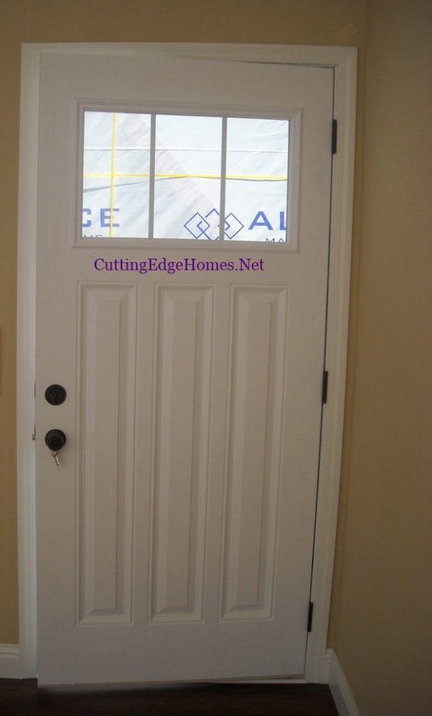 Optional Craftsman Door