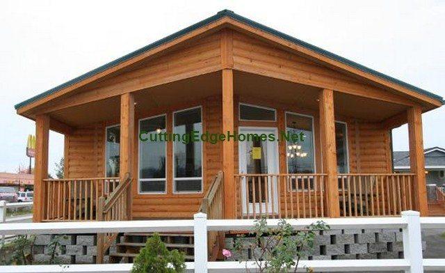 Modular Homes Sierra Cabin