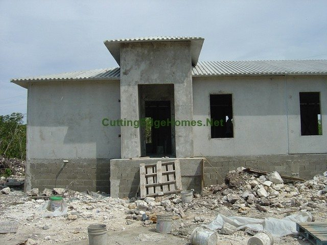 Concrete_Steel_House_Turks_and_Caicos_Under_Construction_17