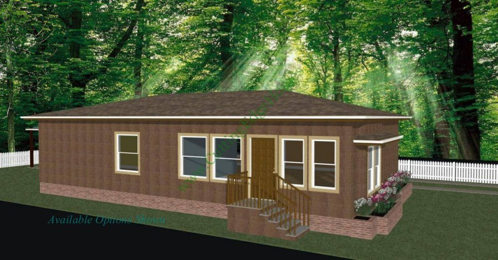 Modular Homes Allstate Bungalow