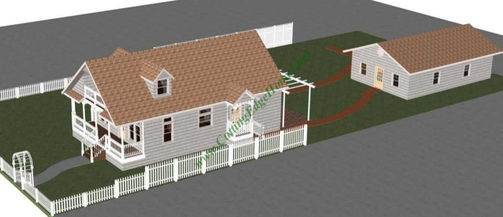 Modular homes custom cypress grove cape cod for Custom cape cod house plans