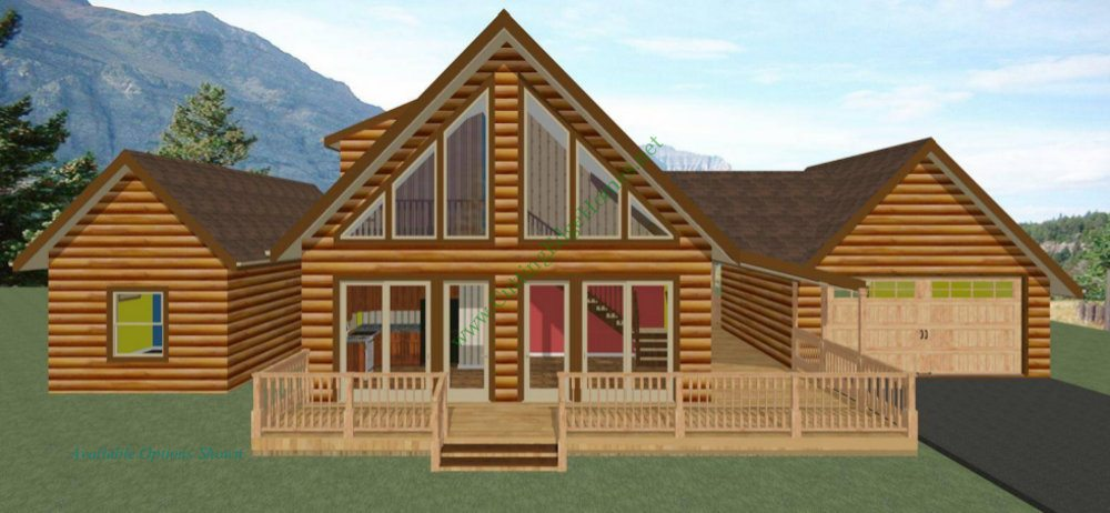 Modular Homes Lake Retreat Home 1