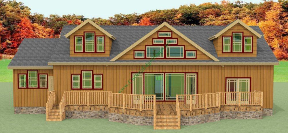 Modular homes rocky mountain ranch for Rocky mountain home builders