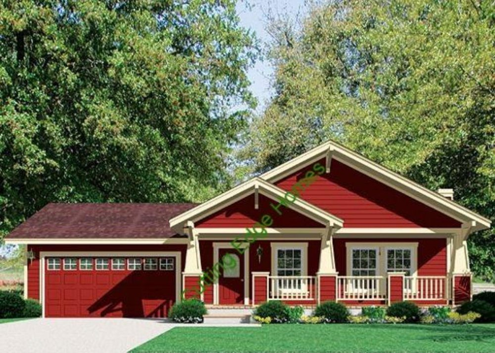 Modular homes craftsman for Bungalow style modular homes