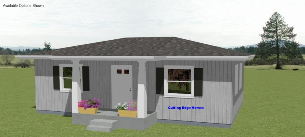 Modular homes granny flat for Modular granny flat california