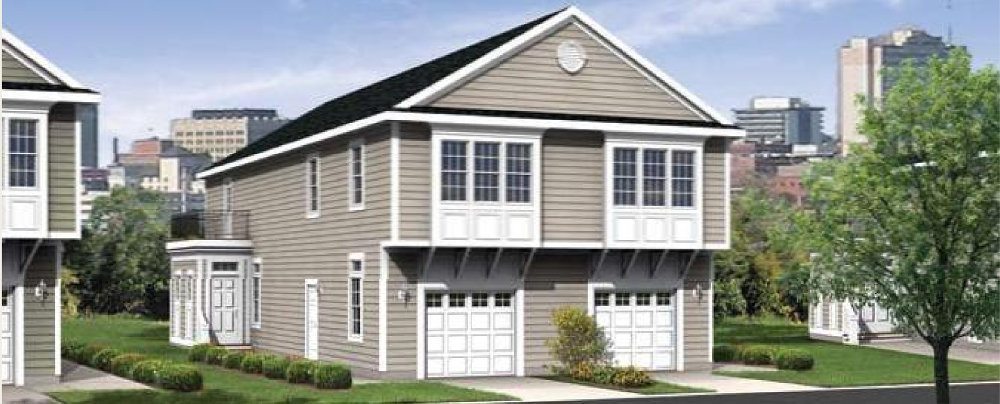 Modular homes lincoln park duplex home for Duplex modular homes