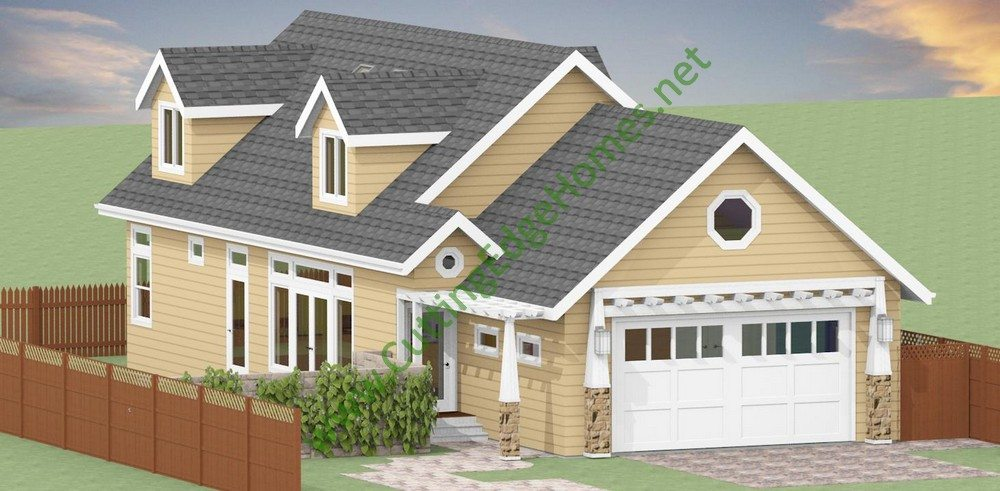 Decoto Cape Cod Modular Homes