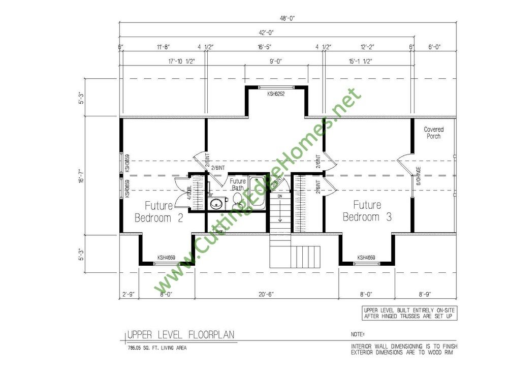 Modular homes lafayette cape cod for Cape cod floor plans modular homes