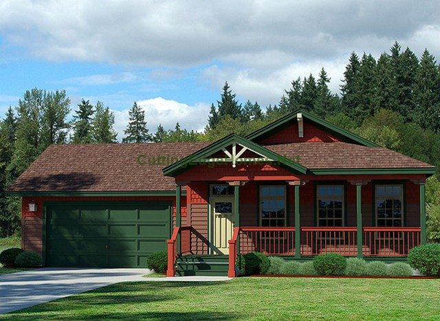 Modular homes craftsman for Modern home designs under 200k