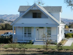 modular homes California from Cutting Edge Homes