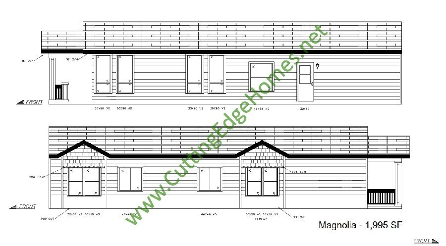Modular homes magnolia for Magnolia homes floor plans